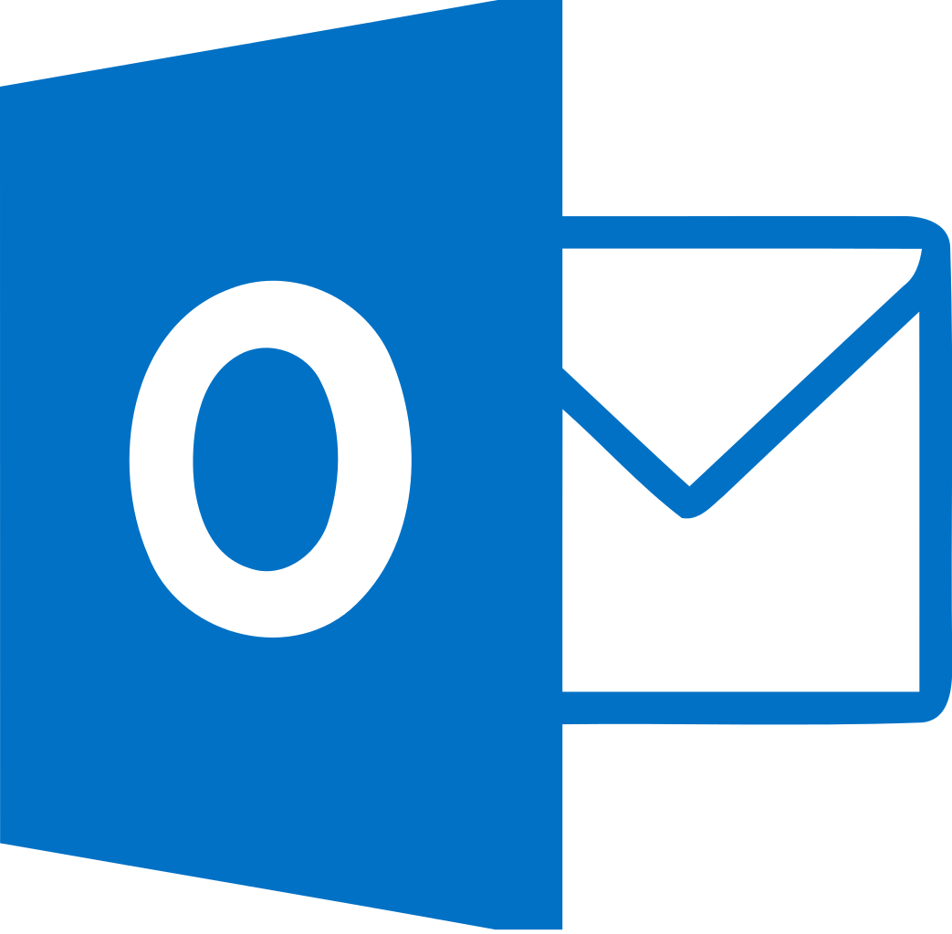 Logo Outlook 2016 ®Microsoft Corporation