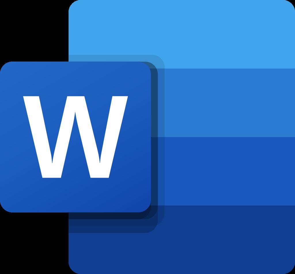 Logo Microsoft Word 365