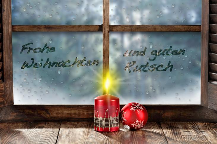 Frohe Weihnachten - LiF GmbH